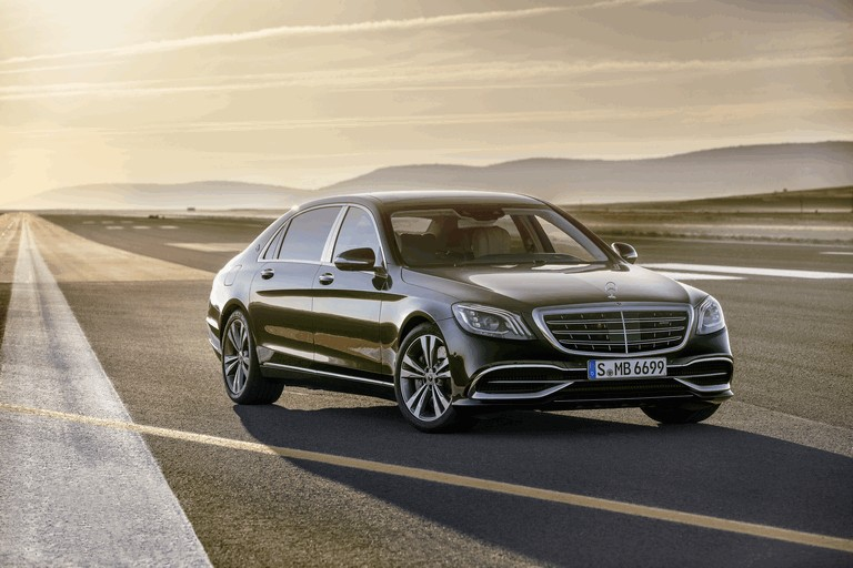 2018 Mercedes-Maybach S 650 464732