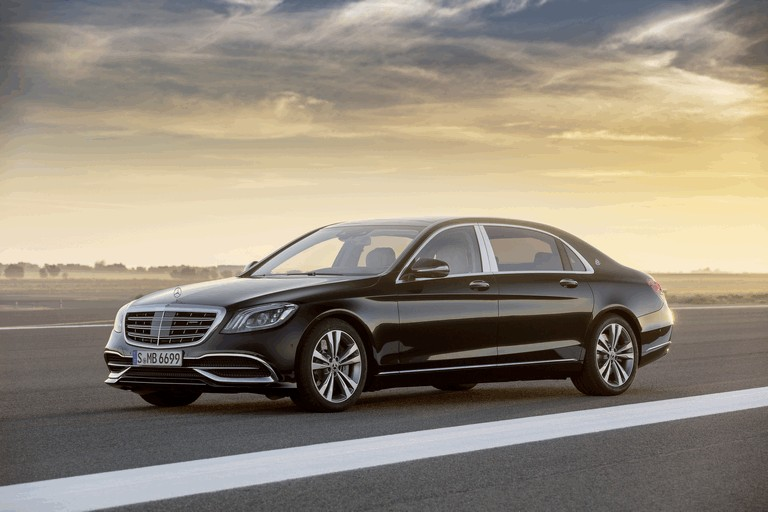 2018 Mercedes-Maybach S 650 464737