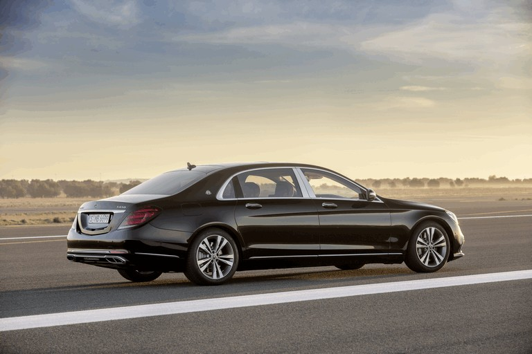 2018 Mercedes-Maybach S 650 464738