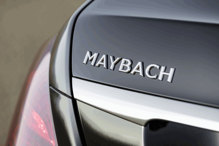 2018 Mercedes-Maybach S 650 464739