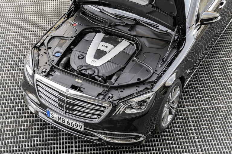 2018 Mercedes-Maybach S 650 464742