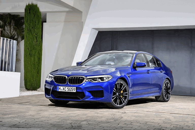 2017 Bmw M5 Free High Resolution Car Images