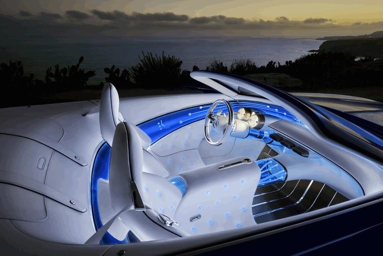 2017 Mercedes-Maybach Vision 6 cabriolet concept 465516