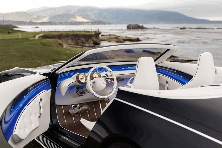 2017 Mercedes-Maybach Vision 6 cabriolet concept 465536