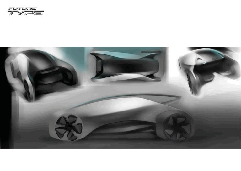 2017 Jaguar Future-Type concept 465713