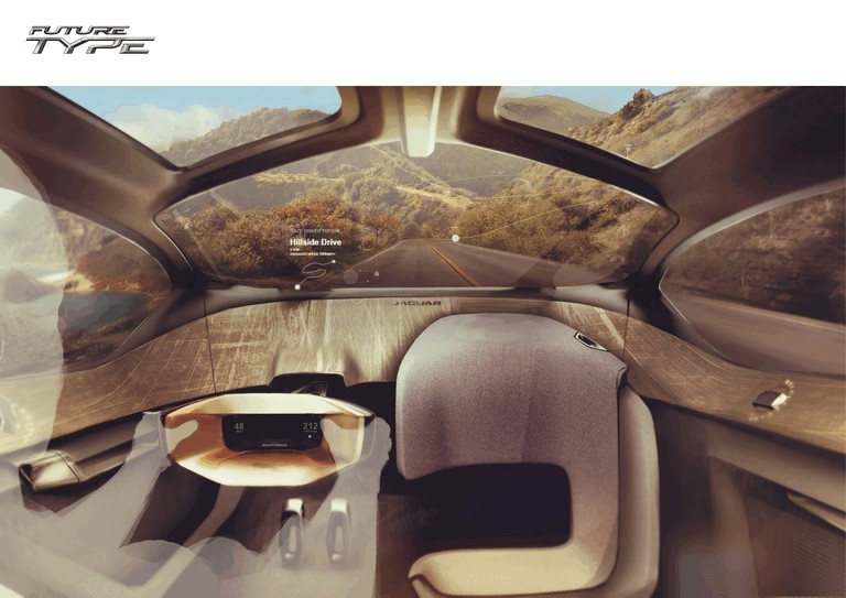 2017 Jaguar Future-Type concept 465724