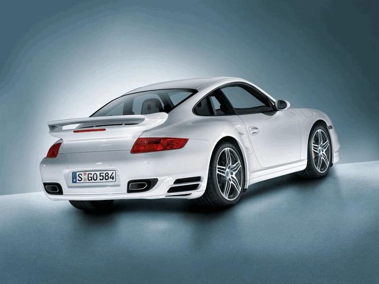 2007 Porsche 911 Turbo Aerokit 225446