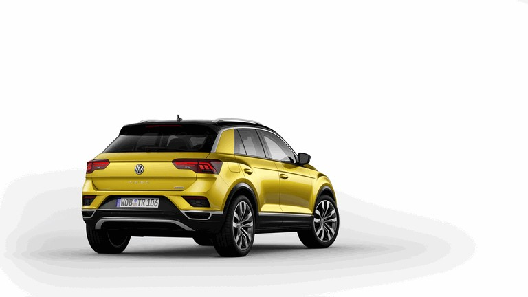 2017 Volkswagen T-Roc 473427