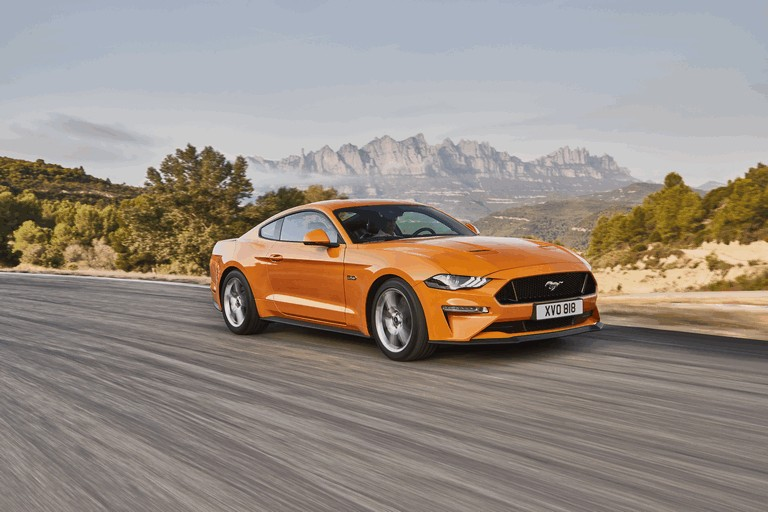 2018 Ford Mustang 5.0 GT 466257