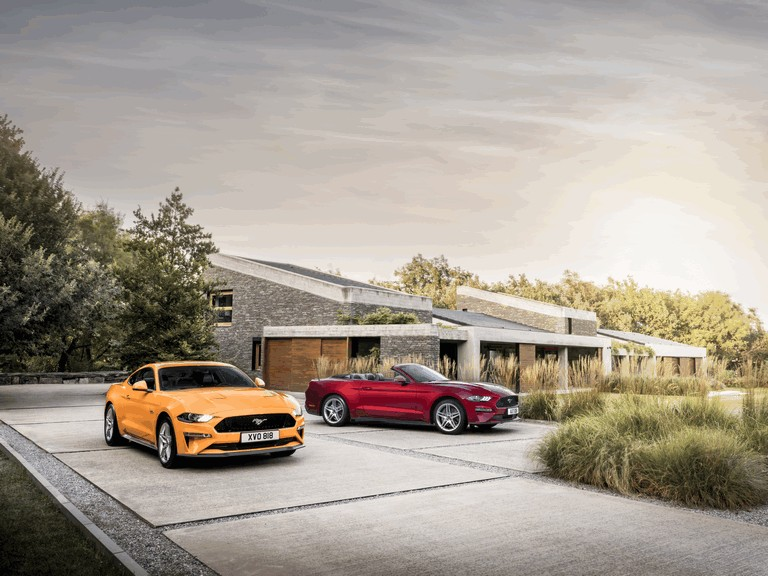 2018 Ford Mustang 5.0 GT 466266