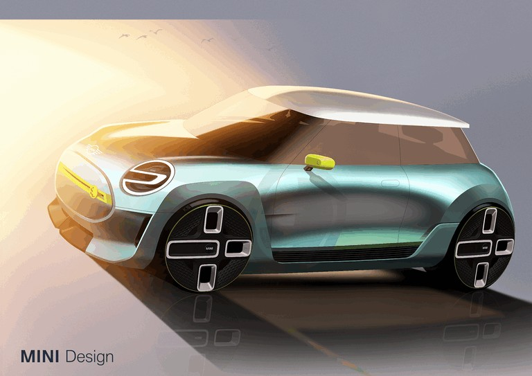 2017 Mini Electric Concept 466736