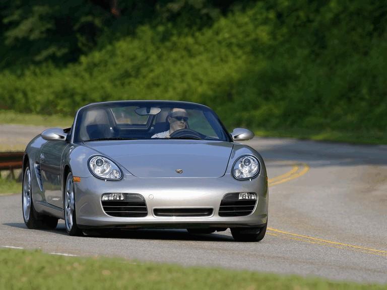 2007 Porsche Boxster S 495294