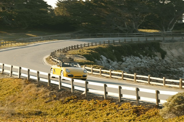 2007 Porsche Boxster S 495313
