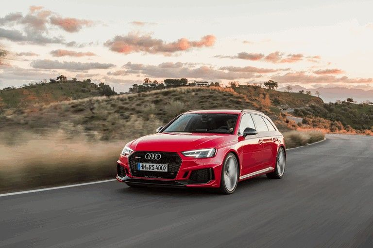 2017 Audi RS 4 Avant 515575