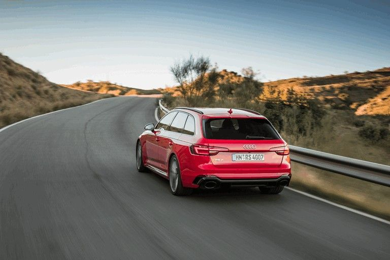 2017 Audi RS 4 Avant 515576