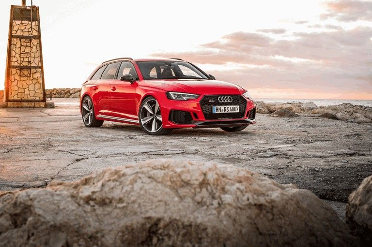 2017 Audi RS 4 Avant 515579