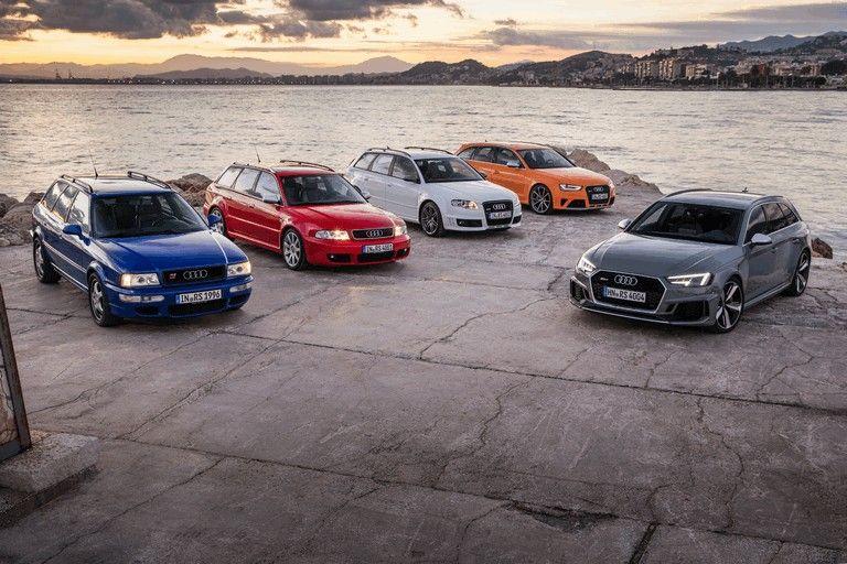 2017 Audi RS 4 Avant 515592
