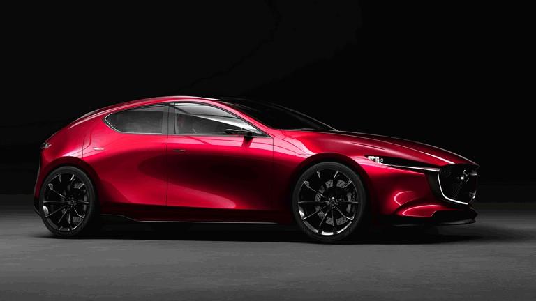 2017 Mazda Kai concept 466589
