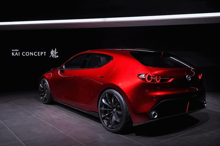 2017 Mazda Kai concept 466608