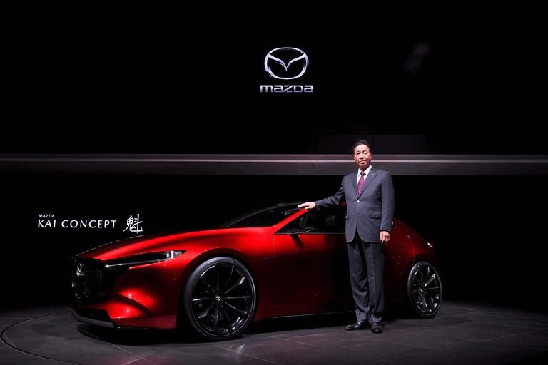 2017 Mazda Kai concept 466609