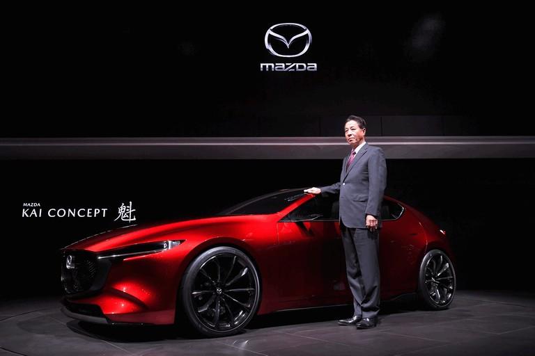 2017 Mazda Kai concept 466610
