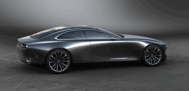 2017 Mazda Vision coupé concept 466632