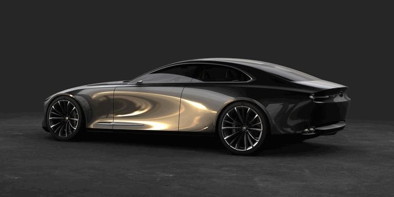 2017 Mazda Vision coupé concept 466633
