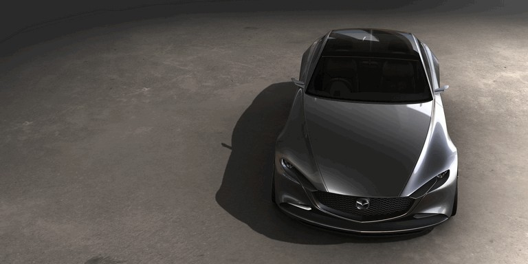 2017 Mazda Vision coupé concept 466637