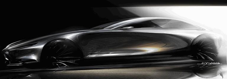 2017 Mazda Vision coupé concept 466643