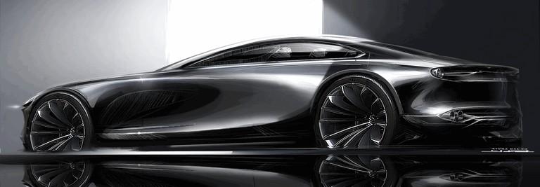 2017 Mazda Vision coupé concept 466644