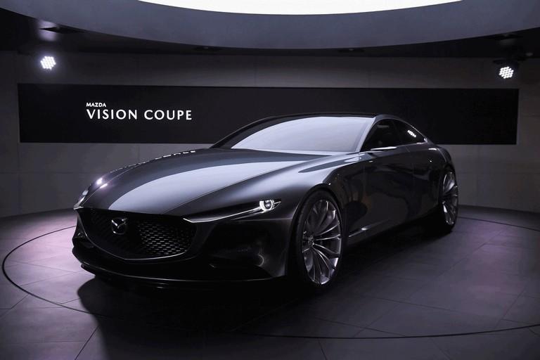 2017 Mazda Vision coupé concept 466647