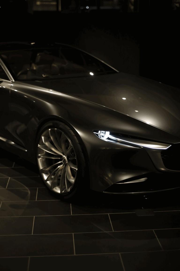 2017 Mazda Vision coupé concept 466672
