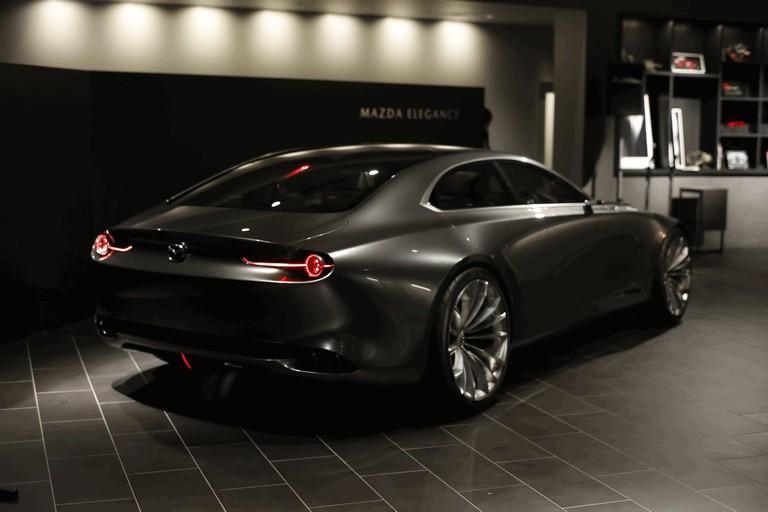 2017 Mazda Vision coupé concept 466673