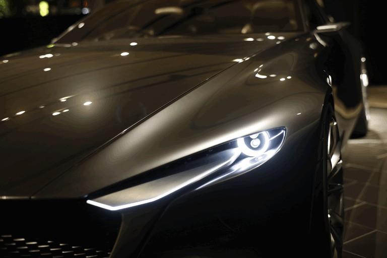 2017 Mazda Vision coupé concept 466681