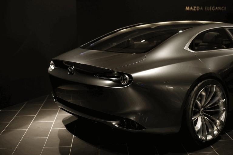 2017 Mazda Vision coupé concept 466688