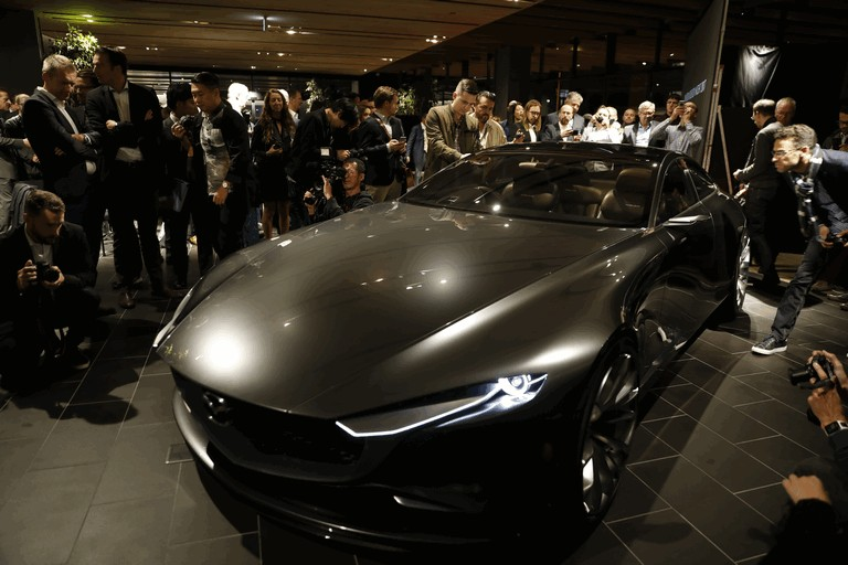 2017 Mazda Vision coupé concept 466701