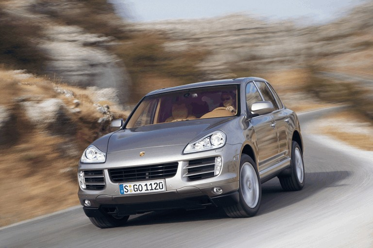 2007 Porsche Cayenne 225527