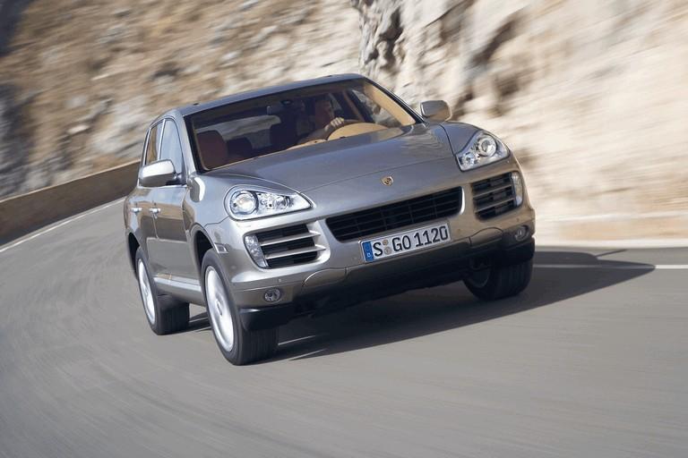 2007 Porsche Cayenne 225530