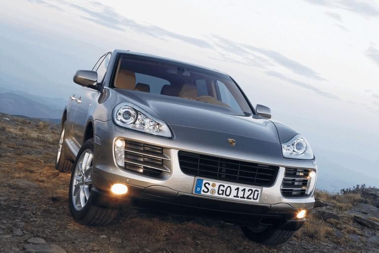 2007 Porsche Cayenne 225540