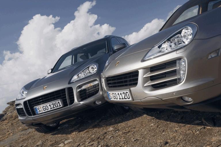 2007 Porsche Cayenne 225549