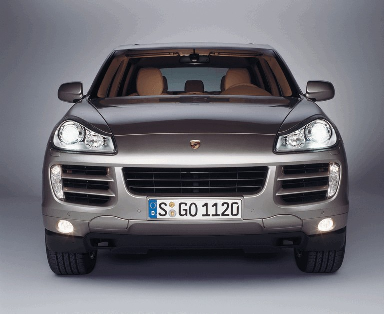 2007 Porsche Cayenne 225550