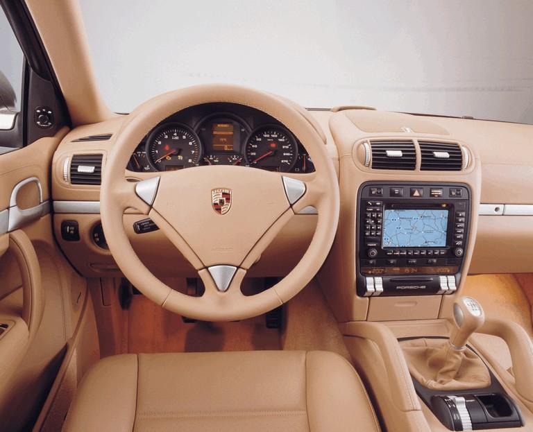 2007 Porsche Cayenne 225555
