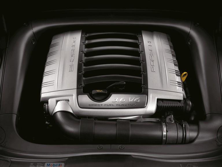 2007 Porsche Cayenne 225556