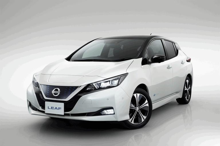 2017 Nissan Leaf 2.zero 467690