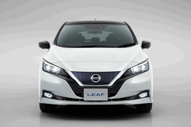 2017 Nissan Leaf 2.zero 467696