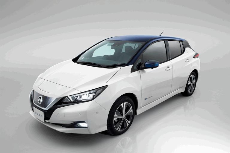 2017 Nissan Leaf 2.zero 467700