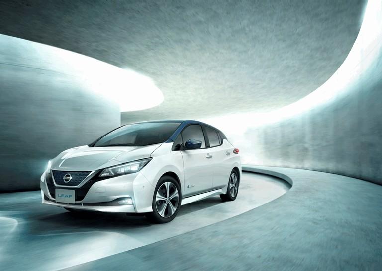 2017 Nissan Leaf 2.zero 467705