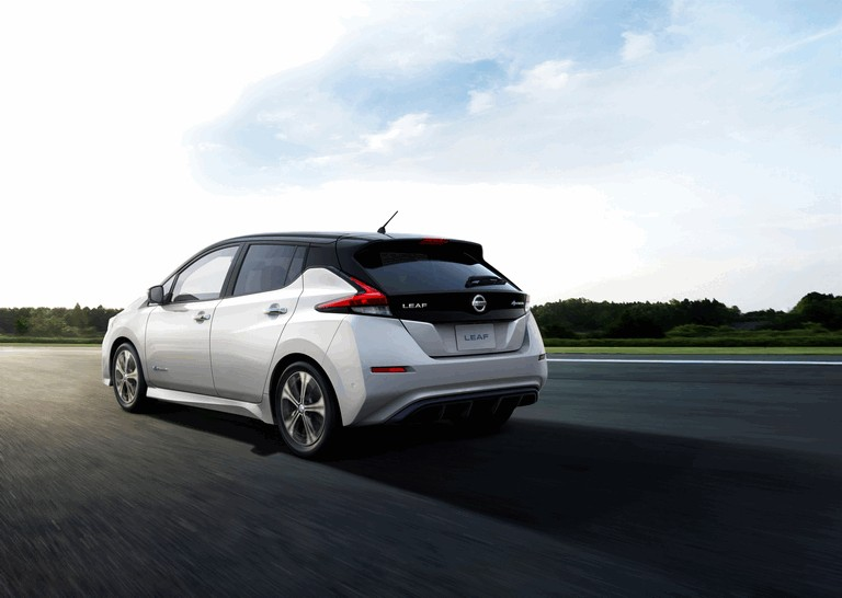 2017 Nissan Leaf 2.zero 467707