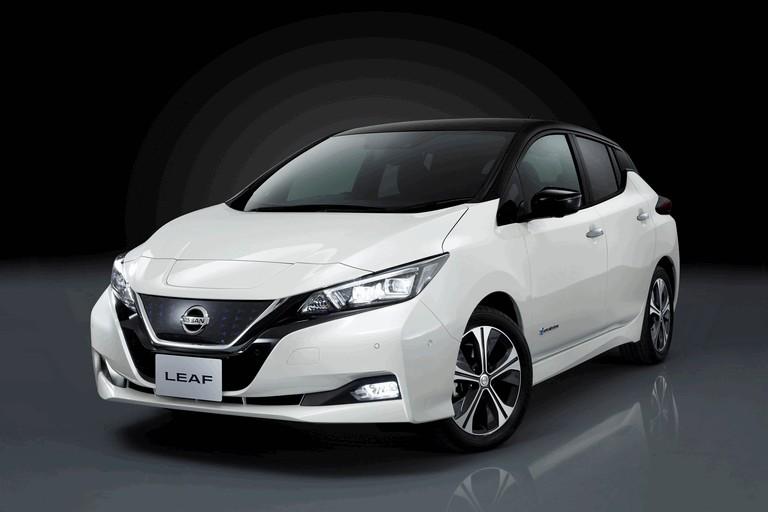 2017 Nissan Leaf 2.zero 467709