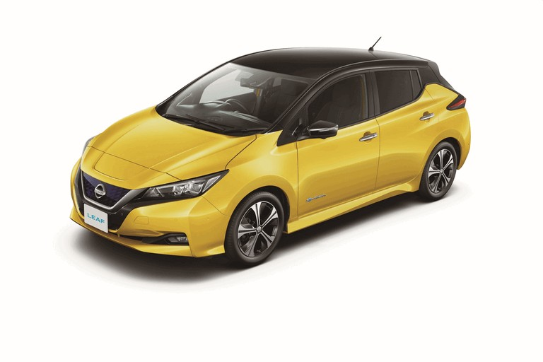 2017 Nissan Leaf 2.zero 467717